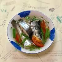 Canh cá điêu hồng nấu ngót cà chua