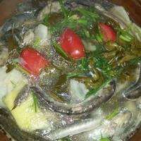 Lẩu cá kèo lá giang