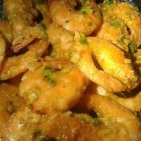 Tôm Hoàng Kim (tôm sốt trứng muối)