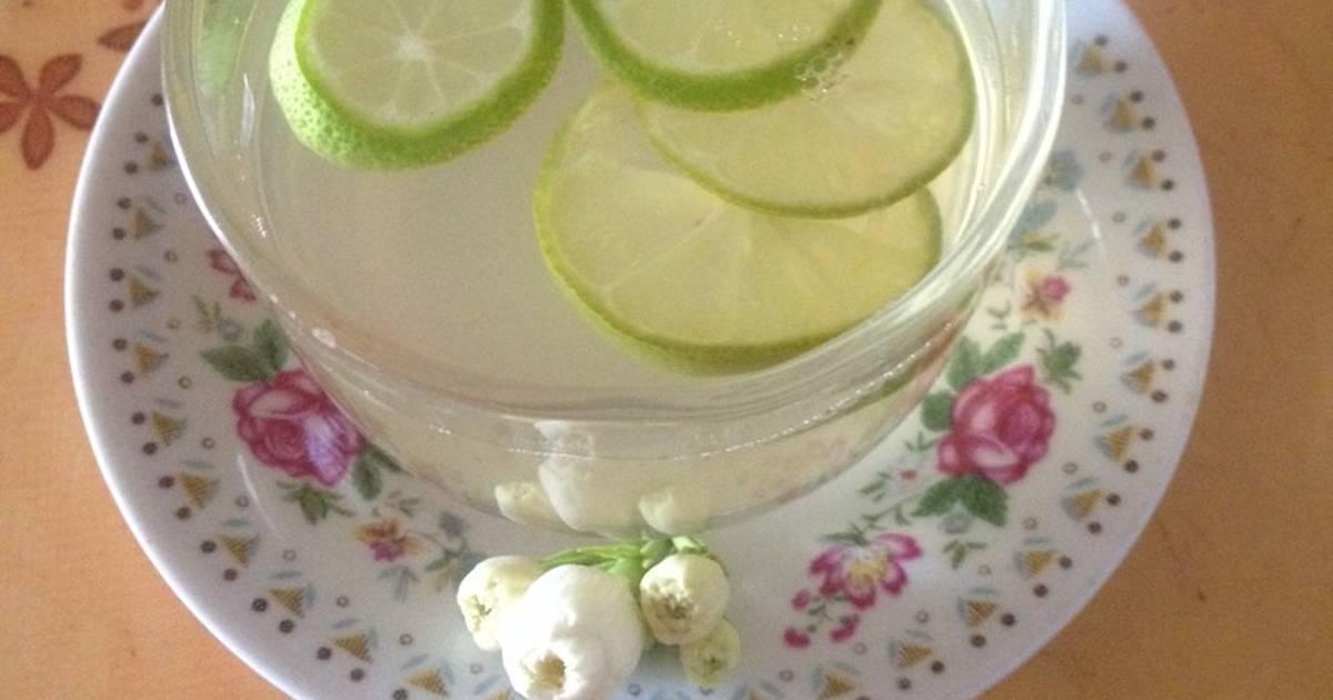 Nước chanh mật ong tốt cho sức khoẻ và thúc đẩy quá trình giảm cân ở người béo