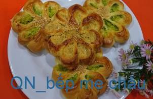 Bánh mì ngọt nhân dừa