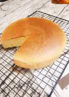 Gato hongkong (cách để bánh không bị xẹp khi nguội)