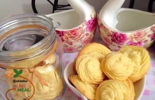 Butter Cookies (Jenny Bakery' s copycat)