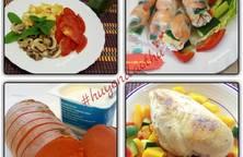 Day 11 | Thực đơn Clean eating cho 14 ngày