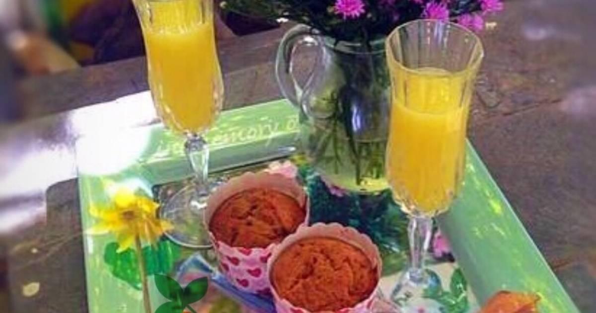 Bánh muffin cà rốt