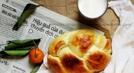 Hình ảnh món Câu chuyện sữa chua uống và yogurt bread hôm nay