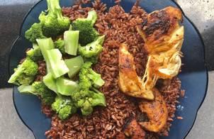 Heathy food - Lunch!