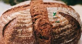 Hình ảnh món Bánh mỳ đen làm từ men nở tự nhiên (Natural Yeast Rye Bread)