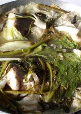 Cá lóc nấu nước hèm
