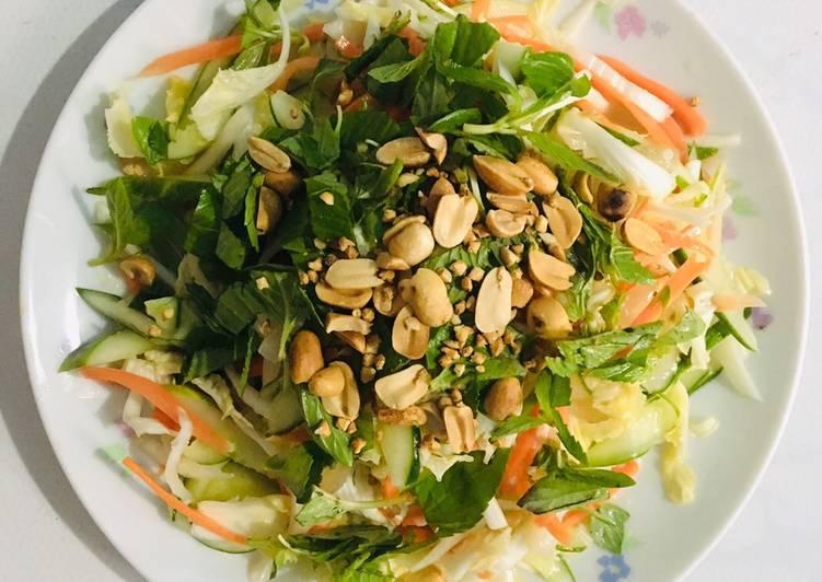 Salad cuối tuần hình đại diện món