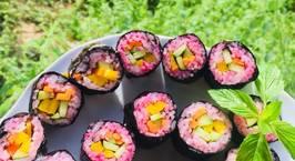 Hình ảnh món Vegetable roll (chay)