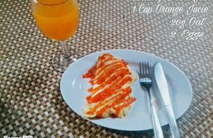 Bữa sáng healthy cho người giảm cân