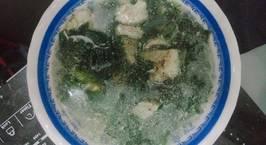 Hình ảnh món Canh rong biển nấu với thịt heo