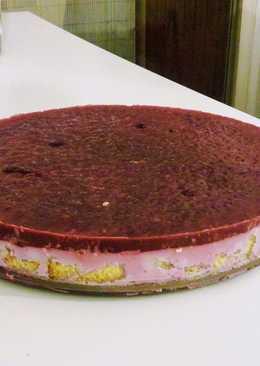 Cheese cake berry