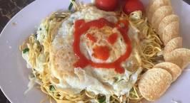 Hình ảnh món Mỳ xào trùm mềm