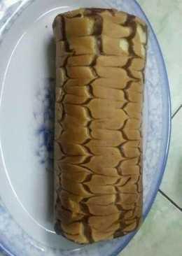 Bánh bông lan nhân cadé