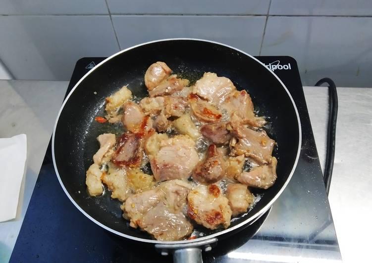 Thịt ram mặn hình đại diện món