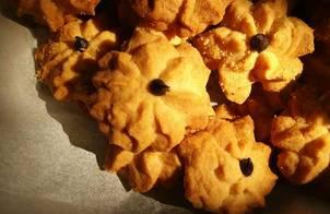 Ngọt ngào xuân sum vầy - Bánh quy bơ chef Khu