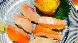 Hình ảnh món Tự làm Sushi nắm nigirizushi tại nhà