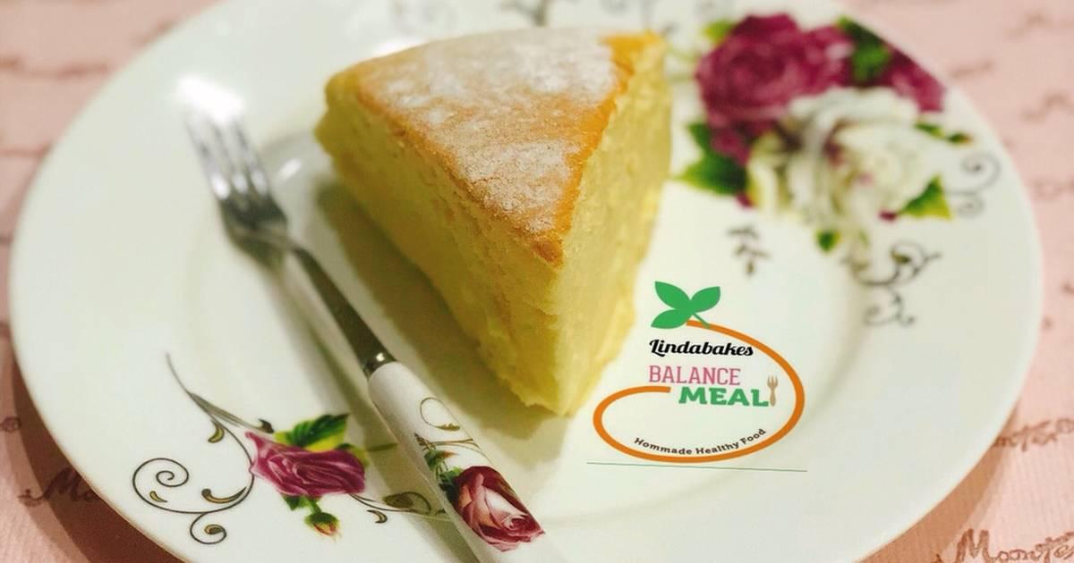 Japanese Cotton Cheese Cake (JCC) - Bánh pho mai Nhật Bản