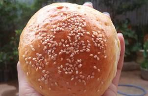 Vỏ bánh hamburger