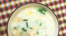 Hình ảnh món Cách nấu cháo trứng đơn giản