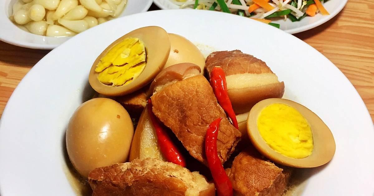 Thịt Kho Trứng (Thịt Kho Tàu)