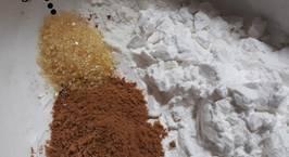 Hình ảnh món Trân châu (trà sữa trân châu đường đen)