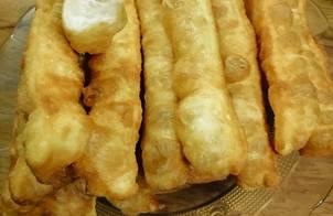 Bánh quẩy rỗng ruột (không bột khai)