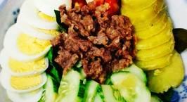 Hình ảnh món Salad ngon ngon