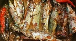 Hình ảnh món Cá nục kho nước mía