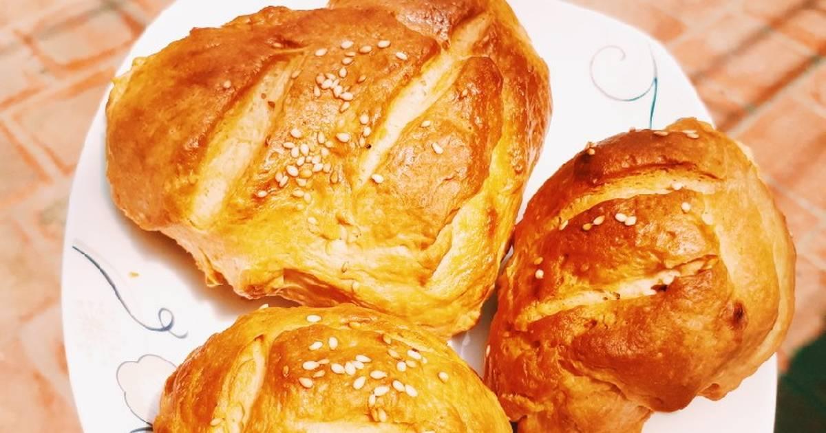 Kỉ niệm và chia sẻ lần đầu tiên làm bánh mì #ngon_bat_ngo