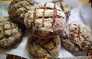 Sweet Potato Brötchen ( Bread Rolls)