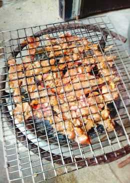 Thịt ba chỉ nướng