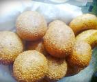 Ảnh đại đại diện món Bánh Rán Lúc Lắc - Bánh Cam - Bánh Rán Ngọt (Sesame Ball Recipe)
