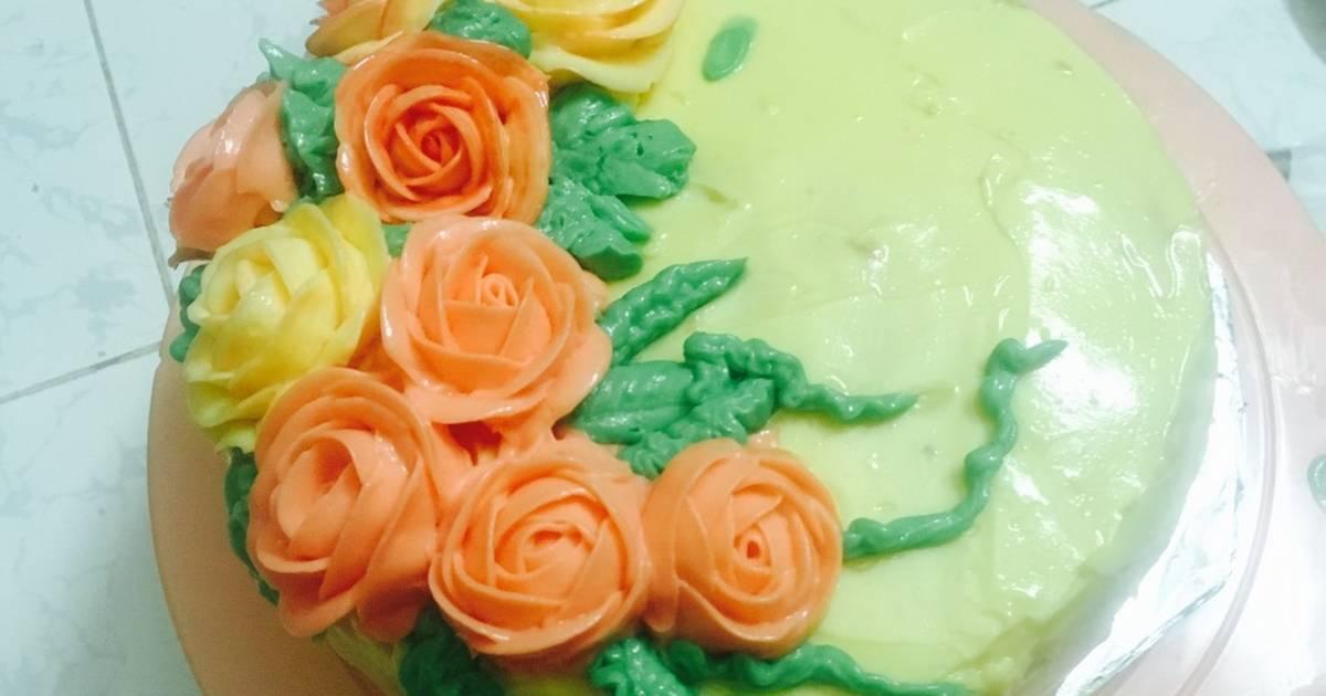 Bánh sinh nhật tặng người thân