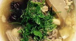 Hình ảnh món Đuôi bò hầm thuốc bắc