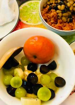 Bữa sáng Việt Nhật