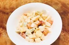 Salat rau củ quả