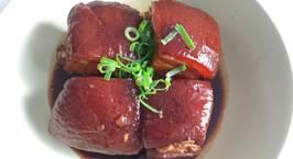 Hình ảnh món Thịt Đông Ba,Braised Pork Belly, Dong Po Rou