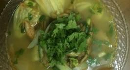 Hình ảnh món Canh chua đầu cá hồi