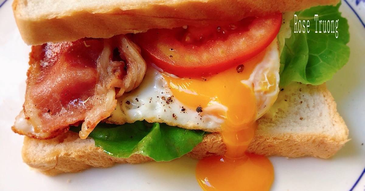 Bánh Mì Sandwich Kẹp