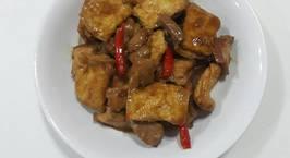 Hình ảnh món Thịt kho đậu khuôn