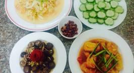 Hình ảnh món Một bữa cơm chay đơn giản (Part 5)
