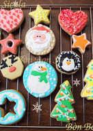 Bánh quy đường cho Giáng Sinh