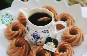 Earl Grey Tea Pound Cake