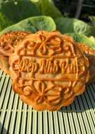 Bánh Trung Thu Nướng nhân đậu xanh