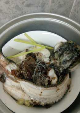Cá lóc hấp