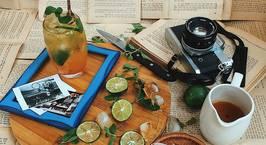 Hình ảnh món Mojito passion fruit
