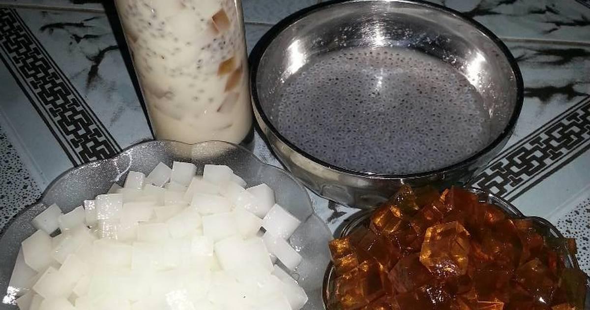Trà sữa thạch trân châu